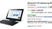 Samsung Series 7 Slate ab sofort in Deutschland erhältlich