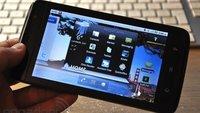 Dell Streak 5 erhält Update auf Android Gingerbread