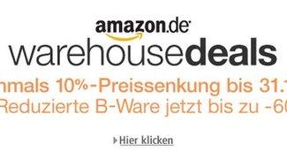 Amazon Warehouse Deals: Asus Eee Pad Transformer um 339€ , Acer Iconia Tab A500 um 323€, ....