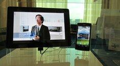 Asus PadFone Tablet und Smartphone im Hands On Video