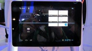 Huawei MediaPad mit Android Ice Cream Sandwich im Kurztest - in Kürze mehrere Farben