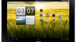 Update für das Acer Iconia Tab A200 auf Android 4.0