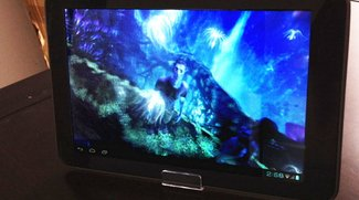 Erstes 3D-Tablet wird von Aigo auf der CES vorgestellt