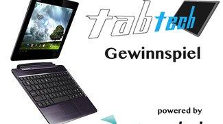 1 Jahr tabtech.de - Gewinnspiel mit Asus Eee Pad Transformer Prime - Update