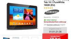 Deal: Samsung Galaxy Tab 10.1 3G 16GB für nur 429€ bei getgoods.de - kostenlose Lieferung