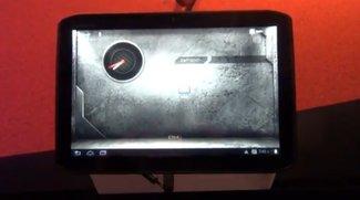 Motorola Xoom 2 im Kurztest - Video