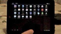 HP TouchPad: CM9 Alpha 0 mit Android 4.0 steht zum Download bereit