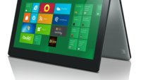 Lenovo IdeaPad Yoga - Tablet und Ultrabook mit Windows 8  (Video und Bilder)