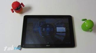 Acer Iconia Tab A200 Unboxing und Kurztest (Video und Bilder)