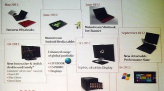 Fujitsu entwickelt Asus Transformer Prime Konkurrenten