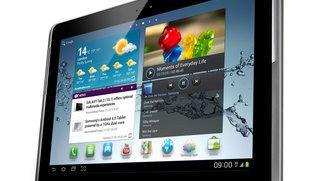 Deal: Samsung Galaxy Tab 2 10.1 inklusive 3G für 333 Euro