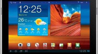 Samsung Galaxy Tab 10.1N erhält kein Android Ice Cream Sandwich Update