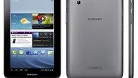 Samsung Galaxy Tab 2 (7.0) - Preise für Europa bekannt