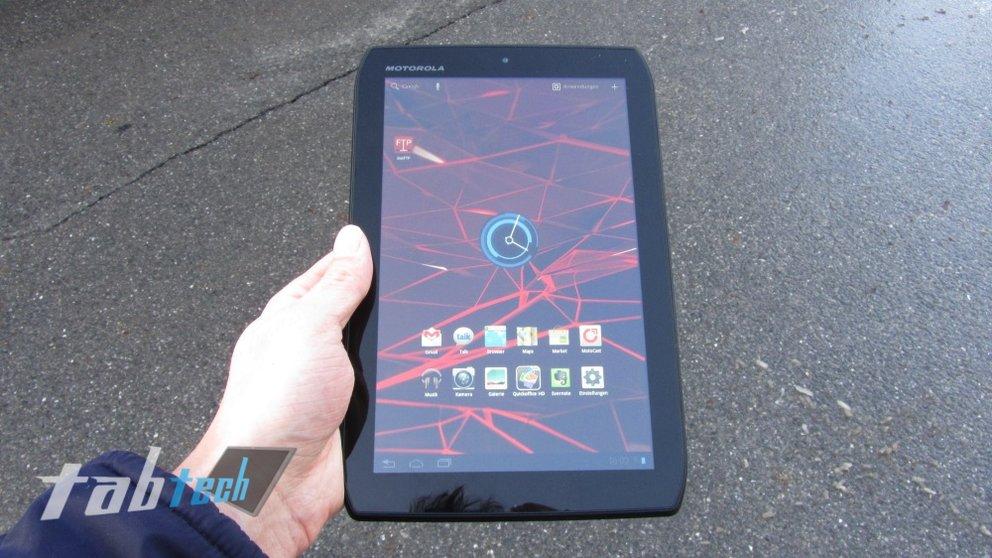 Google und Motorola wollen mit dem X Tablet durchstarten
