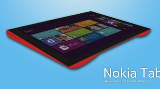 Neue Informationen über das erste Nokia Tablet - Betriebssystem wird Windows 8