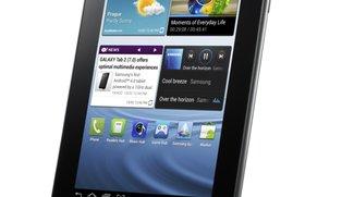 Deal: Samsung Galaxy Tab 2 7.0 für 159 Euro