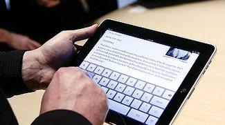 Tablets auch im Berufsleben auf dem Vormarsch