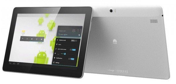 Huawei MediaPad 10 FHD offiziell vorgestellt (Bilder und Video)