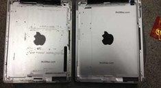 iPad 3 ohne QuadCore und etwas dicker?