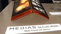Neues Android Smartphone mit Dual Display von NEC angekündigt