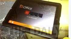 Microsoft Office für das iPad - erstes Foto aufgetaucht