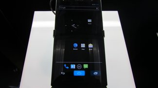 Panasonic Eluga Power: 5 Zoll Smartlet mit Android 4.0 - Kurztest (Video und Bilder)