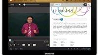 Samsung will Tablets als Schulbücher etablieren