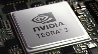 Nvidia Tegra 4 für Anfang 2013 erwartet