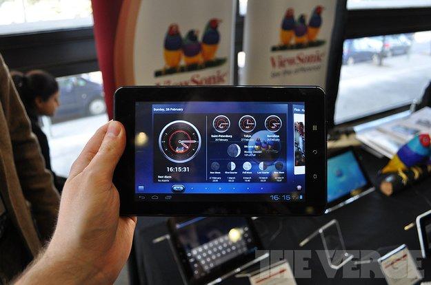 ViewPad G70 offiziell vorgestellt //UPDATE: Kurztest (Video)