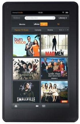Nächstes Amazon Kindle Fire: Eine Nummer größer?
