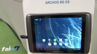 Archos 80 G9 mit Android Ice Cream Sandwich im Kurztest