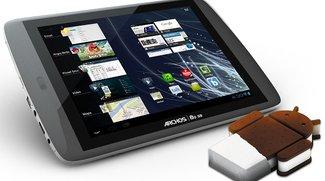 Archos G9 Tablets: Update auf Android 4.1 Jelly Bean gestrichen