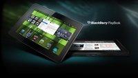 BlackBerry Playbook mit HSPA+ und LTE