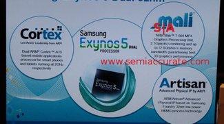 Samsung - Exynos 5 Reihe für Tablets