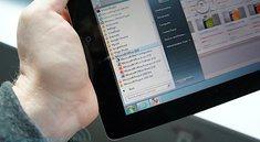 Nivio streamt Windows 7 auf Tablets