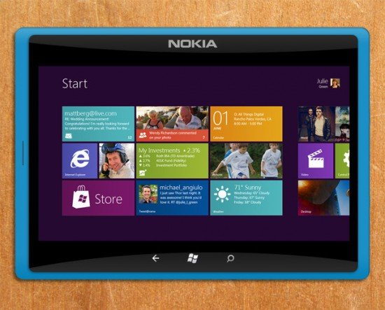 Nokia RX-108: Mögliches Windows 8 Tablet von Nokia im Anmarsch