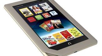 Barnes &amp&#x3B; Noble Nook Tablet: Verkaufsrenner oder doch eher Ladenhüter?