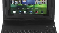 BlackBerry Playbook - Keyboard Case jetzt in der Vorbestellung - UPDATE: Video