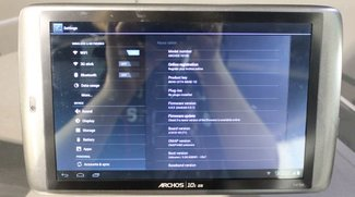 Archos 80 G9 und 101 G9: Update auf Android 4.0 steht bereit (Video)