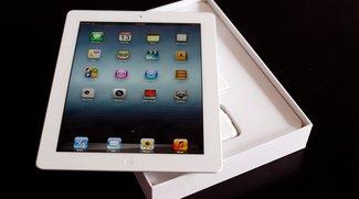 Neues iPad im Vergleich mit iPad 2 - Video