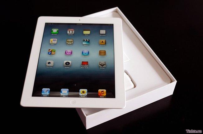 Das neue iPad drei Millionen Mal verkauft!