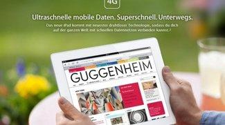 """iPad 3 - Apple entfernt den Zusatz """"4G"""" aus der Werbung"""