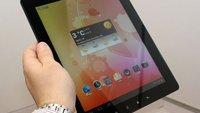 Prestigio - 9,7 Zoll Tablet mit Android 4.0