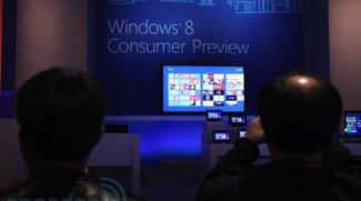 Windows 8 - Erscheinungstermin Oktober 2012