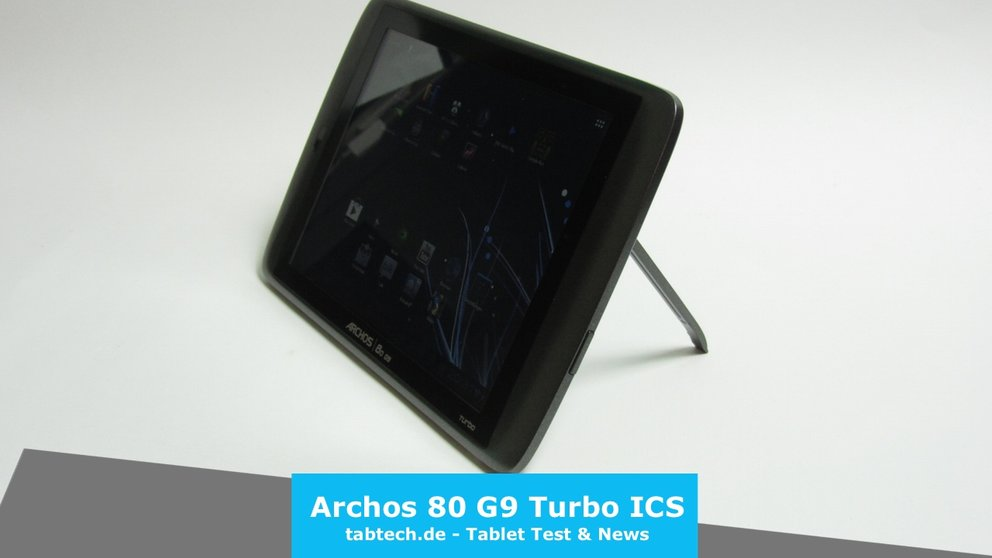 Archos 80 G9 Turbo ICS Test - Das Super-Günstig Tablet?