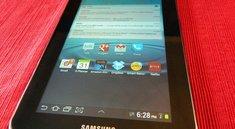 Samsung Galaxy Tab 2 (7.0) im Test (Video)