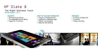 HP will bald Business-Tablet vorstellen