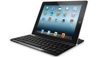iPad Tastaturhülle Logitech Ultrathin Keyboard Cover vorgestellt