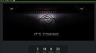 It's coming…Nvidia macht mit Ankündigung neugierig