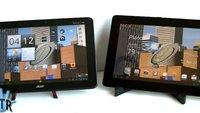 Vergleich: Acer Iconia Tab A510 vs. Asus Transformer Pad Prime (Video)